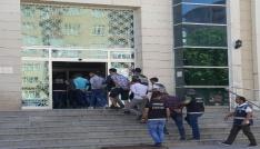 Kırşehirde uyuşturucu şüphelisi 6 kişi tutuklandı