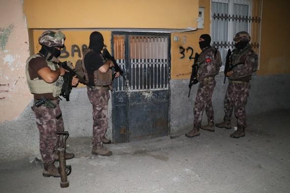 PKK, PYD/YPG operasyonu: 15 gözaltı