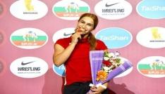 BÜ öğrencisi Buse Tosun Avrupa Şampiyonu oldu