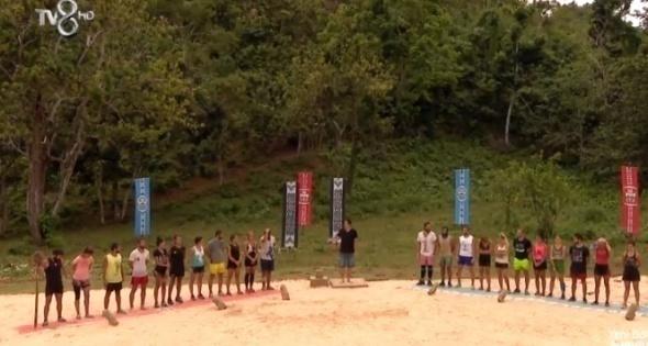 Survivor 8 Haziran ödül oyunu kim kazandı? Survivor ödül oyunu kazanan takım!