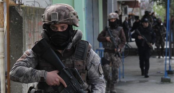 PKK'ya üçlü kıskaç