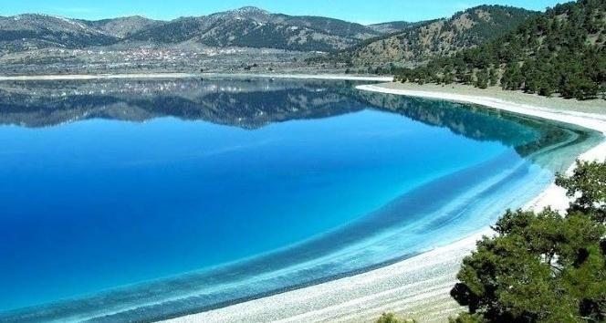Türkiyenin doğa cenneti Salda Gölünde 30 bin kişilik festivale izin çıkmadı