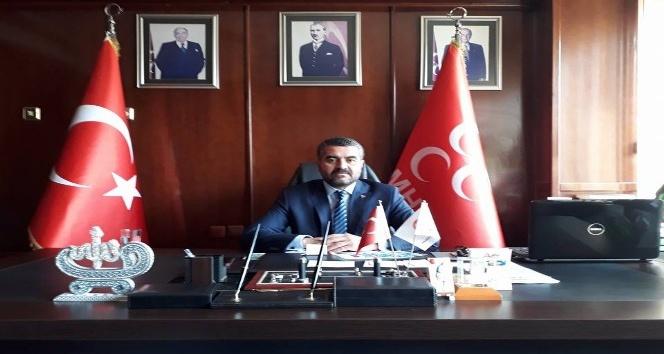 MHP İl Başkanı Avşar'dan Kadir Gecesi mesajı