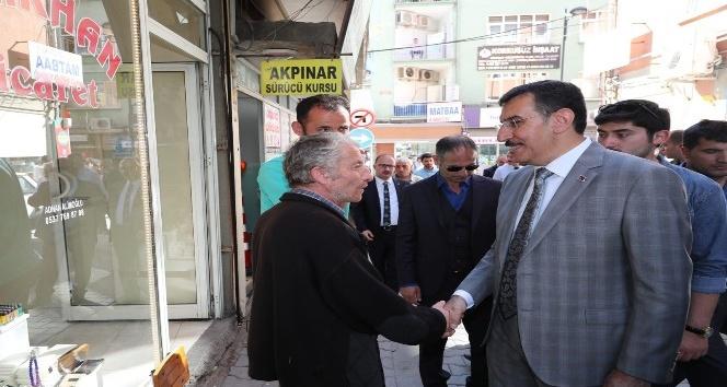 """Bakan Tüfenkci: """"Doların yönünü düşüşe çevirdik"""""""