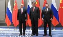 Şi, Şangay İşbirliği Örgütü liderlerini akşam yemeğinde ağırladı