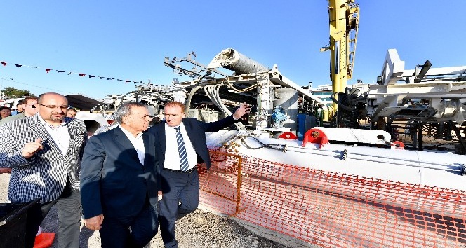İzmir Büyükşehir'den milyarlık yatırım