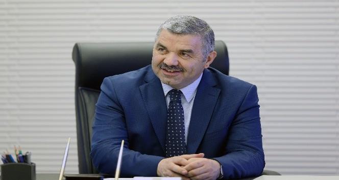 Başkan Mustafa Çelik,