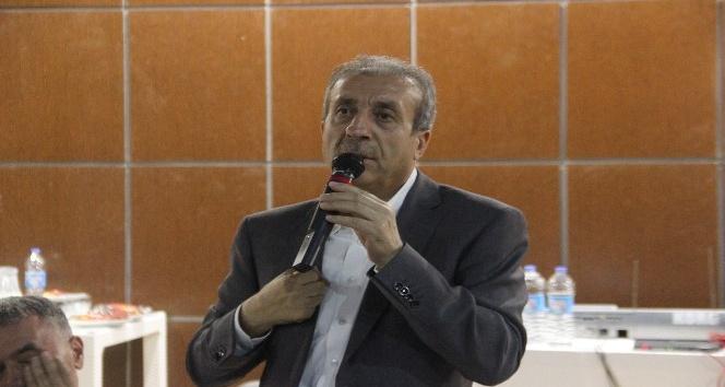 """AK Parti Genel Başkan Yardımcısı Eker: """"Terör örgütü PKK bu çocukların katilidir"""""""