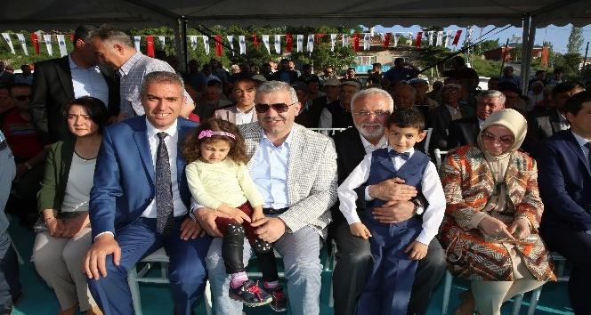 Büyükşehir'den Pınarbaşı'ya muhteşem tesis