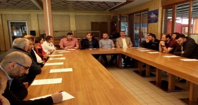 Uzungöl'de turizm işletmecilerine istihdam teşviklerine yönelik bilgi verildi