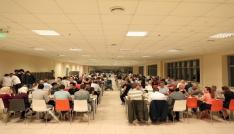 Trakya Üniversitesi ailesi iftar yemeğinde buluştu