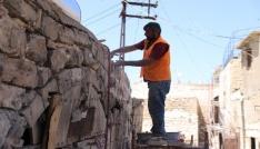 Tarihi Mardinde değişim sürüyor