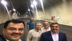 Amasyada Ferhat Tüneli hizmete giriyor