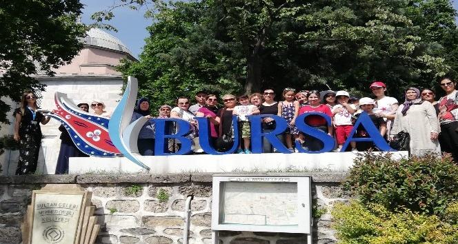 Aliağa Belediyesinden Bursa gezisi