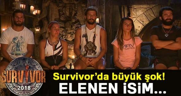 Survivor'da Elemeye Kalan İsimler |(12 Haziran Survivor'da Elenen İsim Kim?)