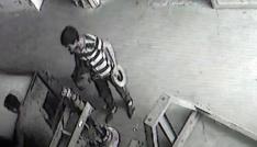 Kahramanmaraşta hırsızlık zanlısı tutuklandı