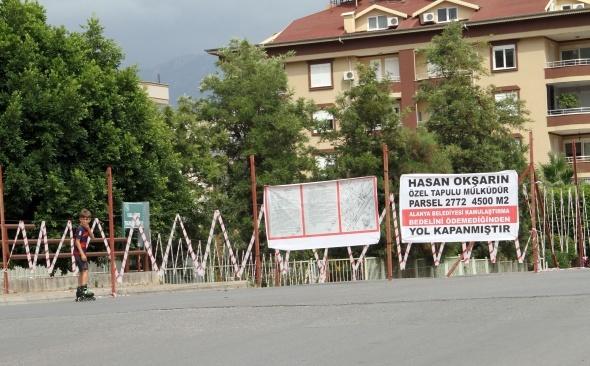 Antalya'da ilginç olay! Hakkını alamadığı gerekçesiyle...