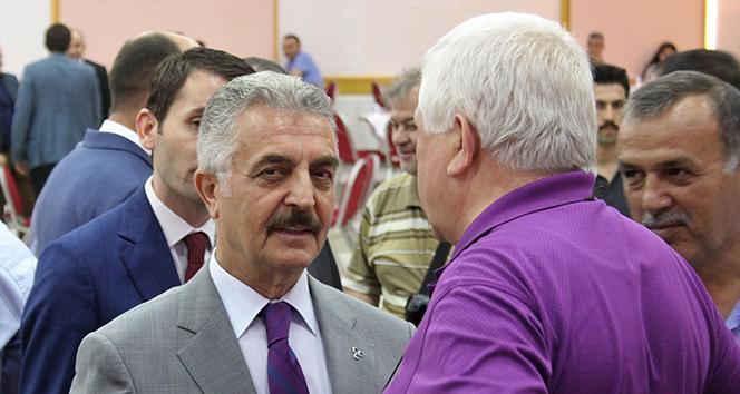 MHP Genel Sekreteri Büyükataman: 'İlk turda mutlaka cumhurbaşkanımızı seçmek zorundayız'