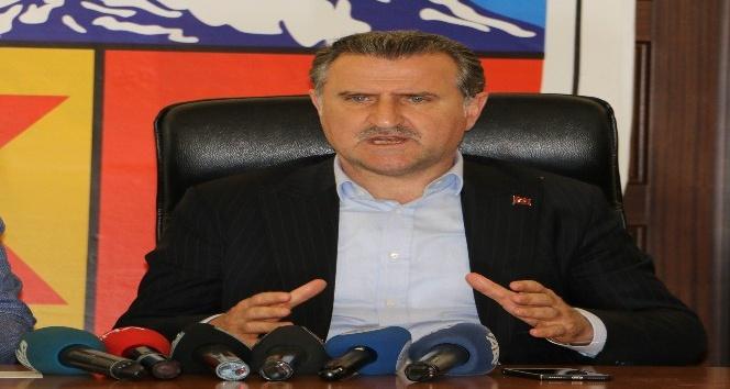 """Gençlik ve Spor Bakanı Bak: """"Türkiye dünyada spora en fazla yatırım yapan ülke konumundadır"""""""