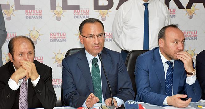 Başbakan Yardımcısı Bozdağ: 'HDP ile birlikte müttefikler'