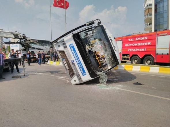 Feci kaza! Araçlar bu hale geldi...