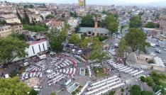 Dulkadiroğlu Belediyesinden geleneksel iftar programı