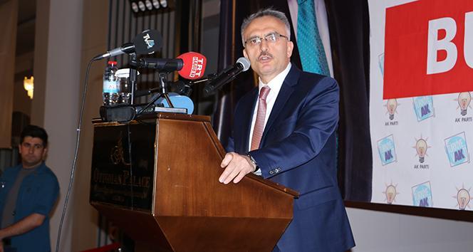 Maliye Bakanı Ağbal: 'Türkiye ekonomisi yüzde 7.4 oranında büyüdü'