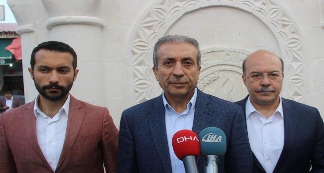 AK Parti Genel Başkan Yardımcısı Eker: