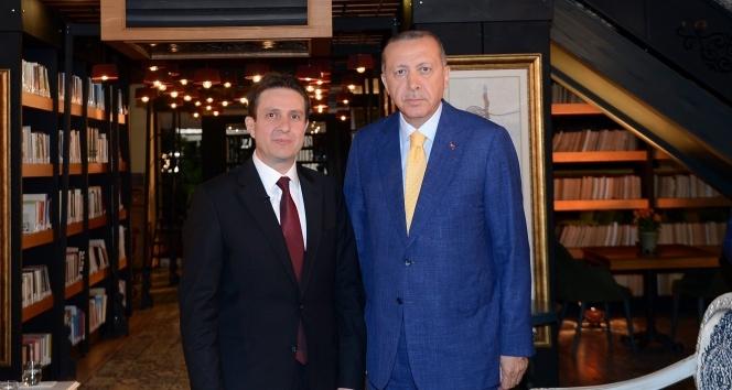 Cumhurbaşkanı Erdoğan'dan TGRT Haber'de önemli açıklamalar