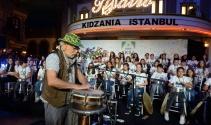Okay Temiz'in öğrencilerinden coşkulu konser