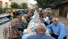 Taşova Belediyesi 7 mahallede 5 binden fazla kişiye iftar verdi
