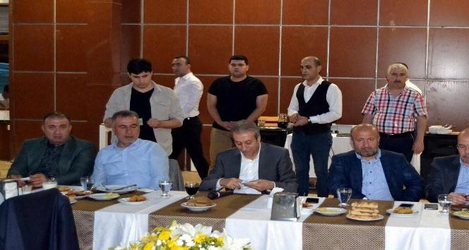 Seçim değerlendirme toplantısı yapıldı
