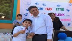 Tuncelide otizmli çocuklar için etkinlik