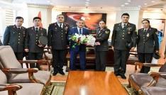 Tuncelide Jandarma Teşkilatının 179uncu kuruluş yıl dönümü
