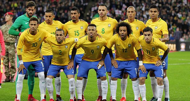 Dünya Kupası'na Brezilya ambargosu