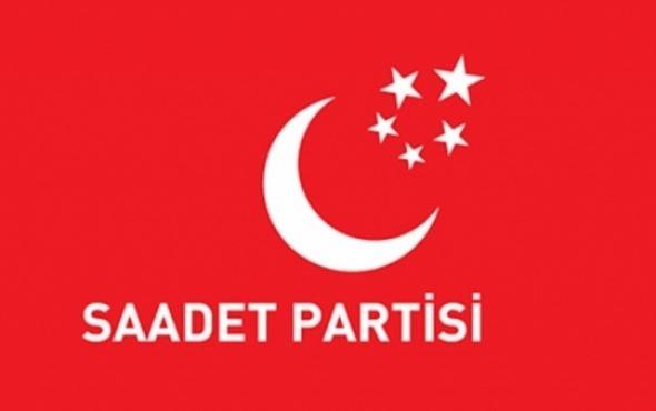Saadet Partili başkan istifa edip AK Parti'ye geçti
