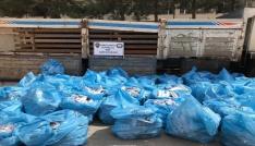 Mardinde 29 bin 200 paket kaçak sigara ele geçirildi