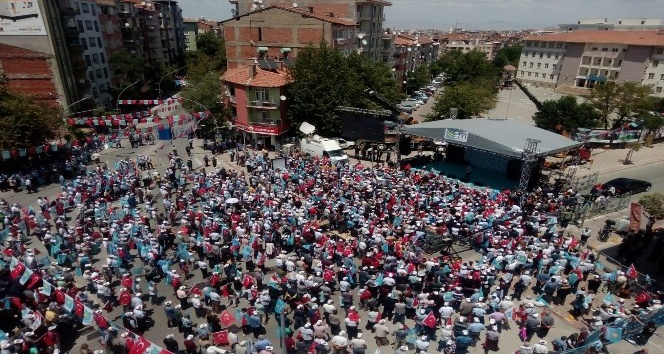 Akşener Malatya'da partililere seslendi