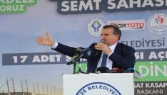 Gençlik ve Spor Bakanı Osman Aşkın Baktan Avusturya açıklaması