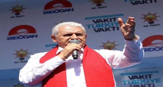 Binali Yıldırım: CHPnin iki tane genel başkanı var