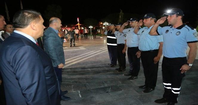 Bakan Soylu Battalgazi Belediyesini ziyaret etti