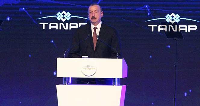 İlham Aliyevden tarihi sözler!