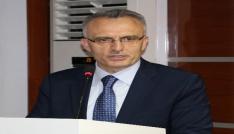 Maliye Bakanı Ağbal Rizede