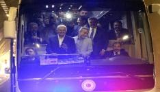 Başbakan Binali Yıldırım, Amasya Ferhat Tünelini açtı