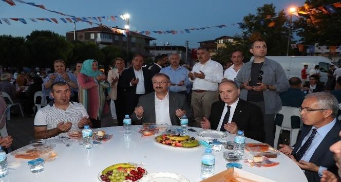 """Bakan Özlü: """"24 Haziran diğer seçimlerden daha önemli"""""""