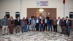 Vali Ali Hamza Pehlivan Söğütlüde toplu iftar programına katıldı