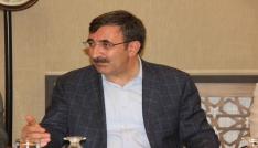 """AK Partili Yılmaz: """"Tek amaçları sıkıntı, sorun oluşturmak"""""""