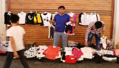 Kahramanmaraşta çarşı-pazar ramazan öncesi durgun