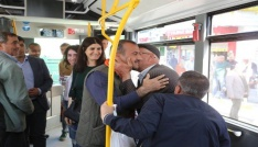 Tuncelide bayramda otobüsler ücretsiz