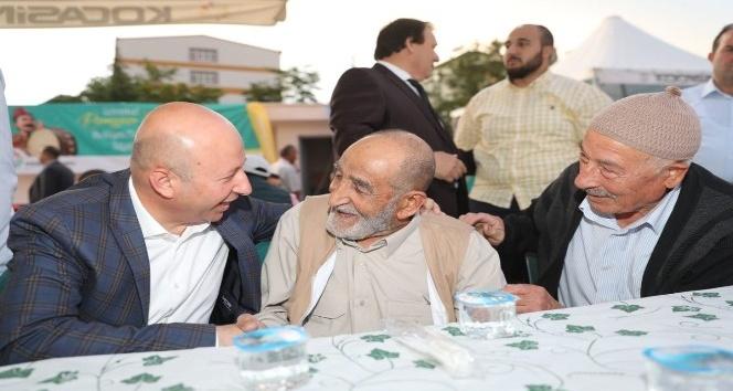 Kocasinan Belediyesi vatandaşları iftar sofrasında buluşturmaya devam ediyor